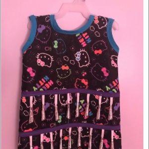 9-12 month Hello Kitty jingle dress